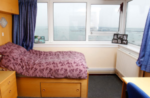 langstone block single room