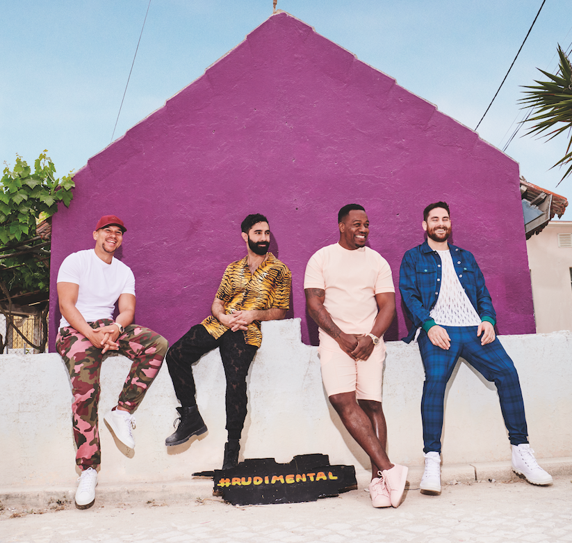 Rudimental - Saturday Headliners